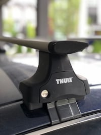 Thule Kayak carrier and bars package Port Coquitlam, V3B