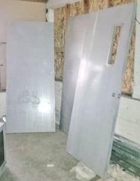 HOLLOW METAL DOORS x3   Surrey, V3S 2R9