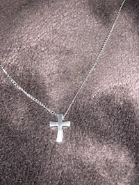 Cross pendant with chain necklace Canonsburg, 15317