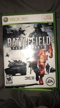 Xbox 360 call of duty game