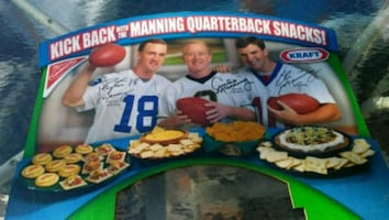 """""""THE MANNING DYNASTY"""" hit more info button"""