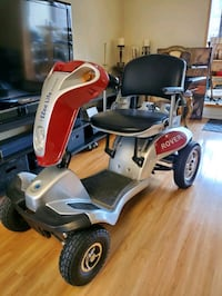 EZee Life  Rover 4 - mobility scooter