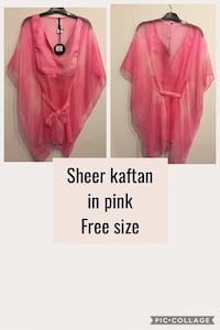 Kaftan in pink  Munich, 80804