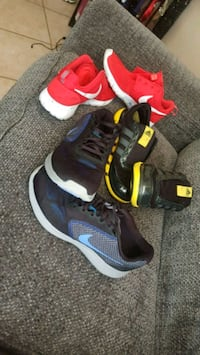 Nike and Adidas shoes Roswell, 88203