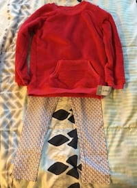 New!!!! Carters size 6 red, white and black Campbell, 95008