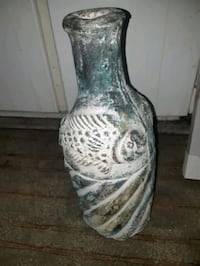 Large clay vase Bradford West Gwillimbury