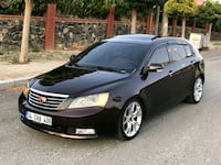 2012 Geely EC7 EMGRAND Zafer Mh.