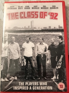 "Manchester United Class of ""92"