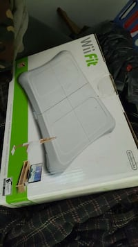 wii fit with disc