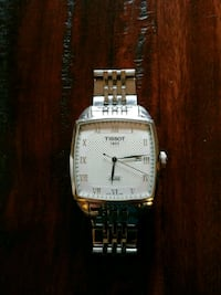 Tissot 1853 Automatic Timepiece No Battery Needed