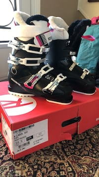 Ski boot 23.5 Vaughan, L6A 3R9