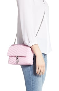 Rebecca minkoff Edie Crossbody Bag BRAND NEW with dustbag and receipt Toronto, M6S 5A2
