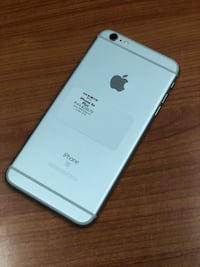 Silver iPhone 6s Plus 16GB (CARRIER UNLOCKED)