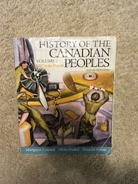 History of the Canadian Peoples