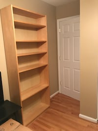 IKEA Bookcase (re-movable shelves) Jessup, 20794