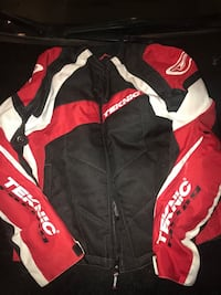 Used once/newer Motorcycle Jacket