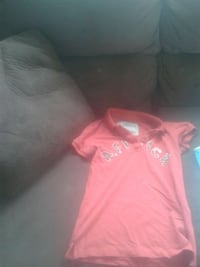 red abercrombie & fitch polo shirt Windsor, N8T 3B4