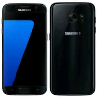 black Samsung Galaxy S7 edge Fargo, 58103