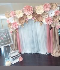 Party decor rentals Vaughan
