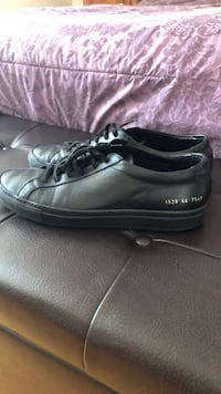 Common Projects - Black Achilles Low Mississauga, L5B