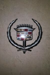 Collectable CADILLAC Hood Ornament.