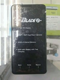 Brand New Open Box ZTE Blade Z Max;32GB; Black   Toronto, M5A 2G5
