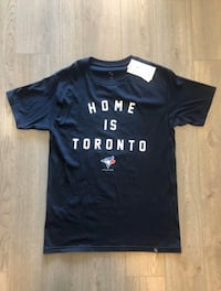 "NEW ""Unisex"" Home is Toronto T-Shirt Markham, L6B 1N4"