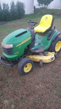 "John Deere L130 48"" ride on mower Gainesville, 20155"