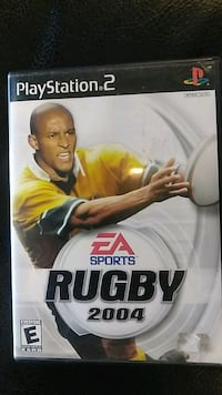 PlayStation 2 rugby 2004  Sioux Falls