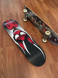 Mongoose Skate Boards and Set Indian Trail, 28079