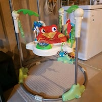 baby's white and green jumperoo Guelph, N1L 1T6