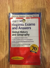 Barron's Regents for Global History and Geography Plainview, 11803