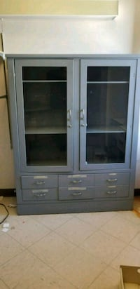 Dr office cabinet