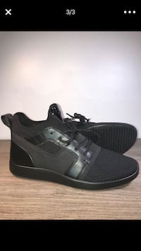 Brand new Guess shoes GM CALEB 2-R All Black Woodbridge, 22191