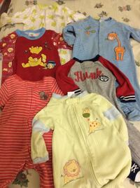6 month baby clothes Belleville, K8P 3B6