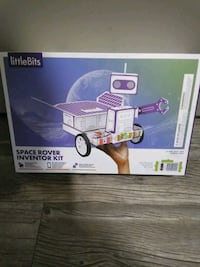 New unopened box,Little bits space rover kit Vancouver, V5W 1E6