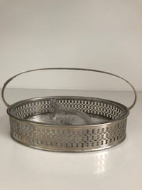 Antique Silver Plated Serving Piece. Omaha, 68132