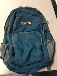 Backpack Teal and grey pick up in Lompoc