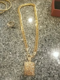Brazilian plated gold chain Dearborn Heights, 48127