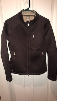 Women's Size M Nike FIT THERMA brown jacket Hamilton, L9G 1S6