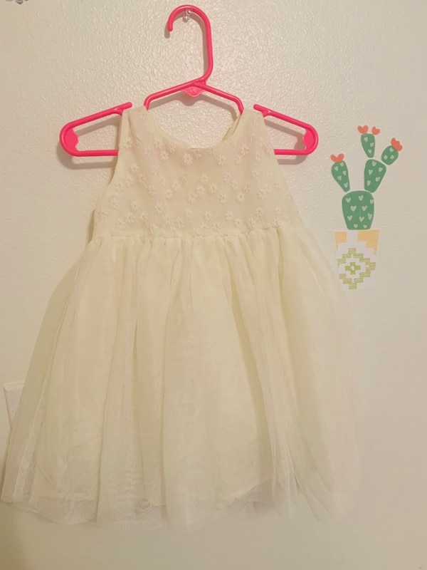 0a291ea571f96 Used Baby girl dress for sale in Brownsville - letgo