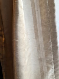 Gold blackout curtains 6 panels Fairfax, 22030