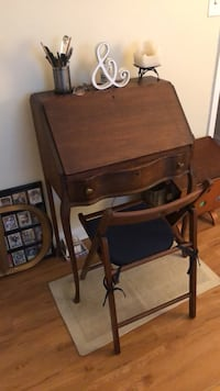 Secretary Desk and Chair