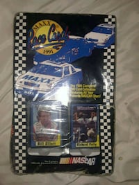 1991 NASCAR Complete Unopened 240 card set by maxx Warwick, 02886