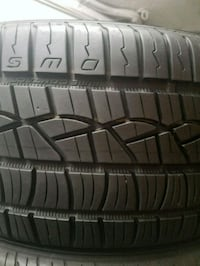 3tires continental 235/50R18  Arlington
