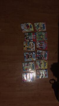Archie comics 2 dollars each or 24 dollars for all Sidney, V8L 1S3