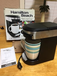 Coffee maker Single Cup Prattville, 36067