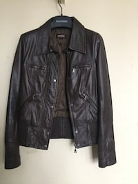 Leather Danier jacket