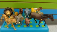 (513A) Toy Animals of all Sizes – ONLY From 3$