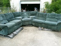 Sectional 300 or best offer Pensacola, 32526